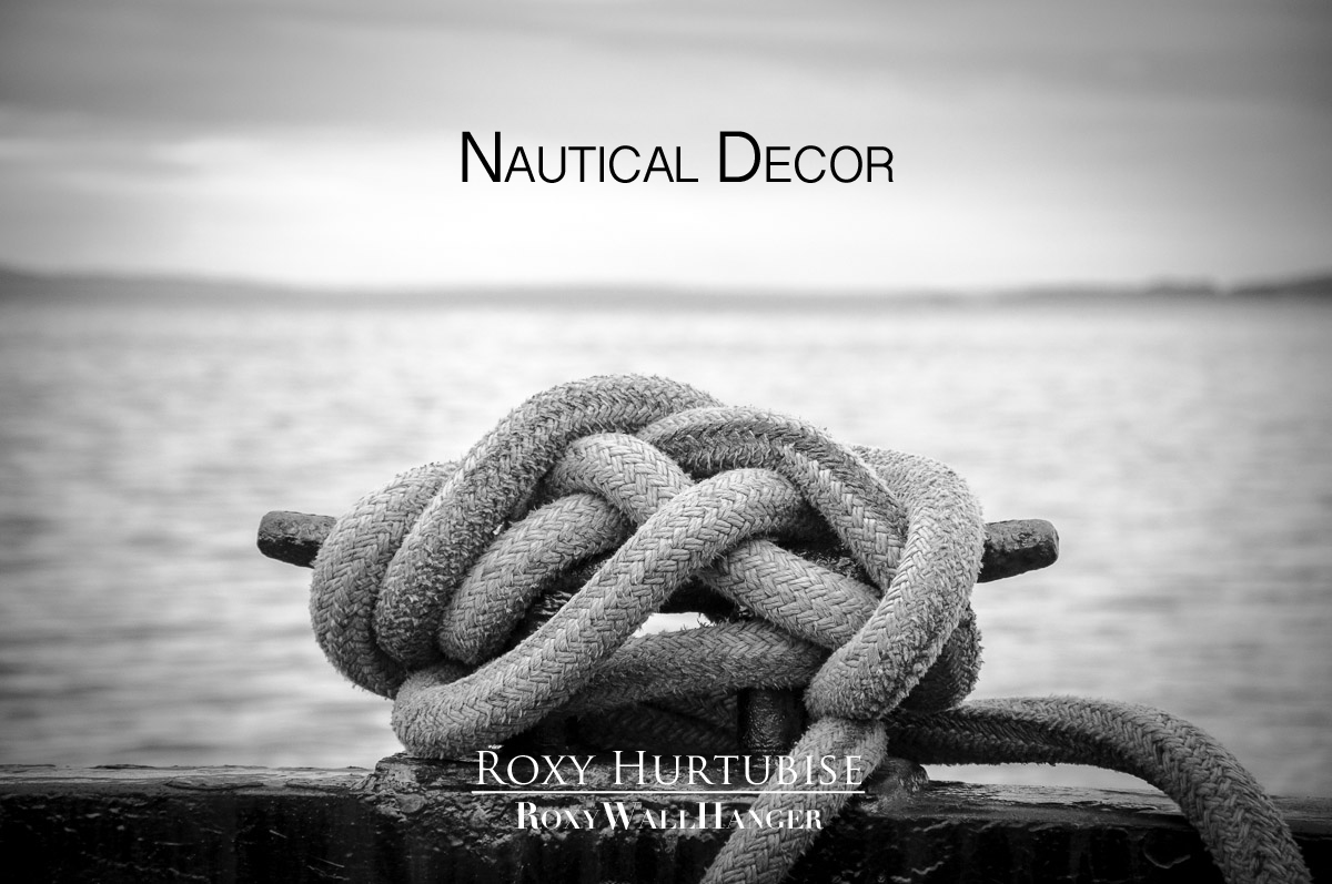 Nautical Decor - Nautical Rope